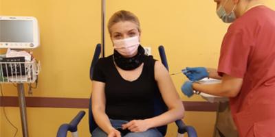 Szczepienia przeciw COVID-19 dla studentów pielęgniarstwa