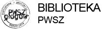 Logo biblioteki pwsz